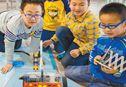 機器人小課堂